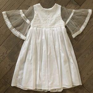 {New} Flower Girl/Christening Dress